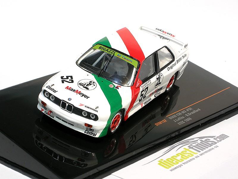BMW E30 M3 #52 ETCC 1988 J. Laffite