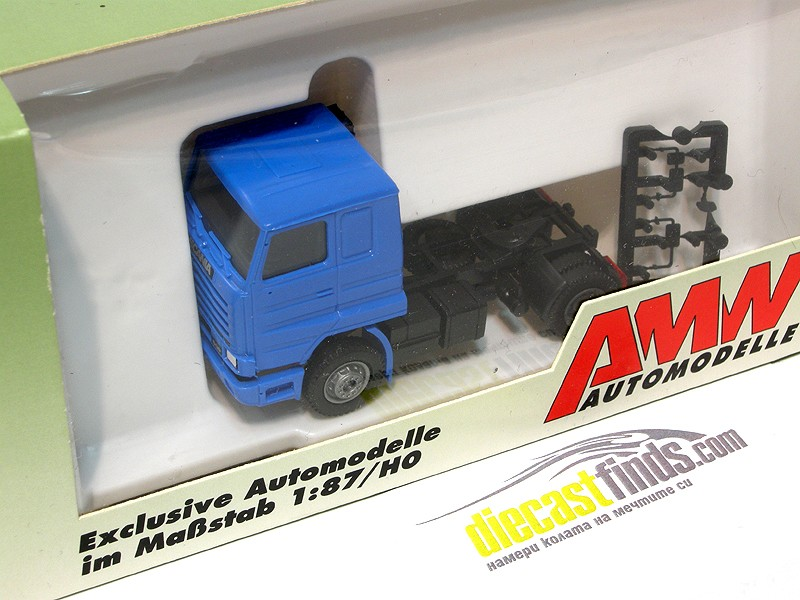 Scania 143M Blue