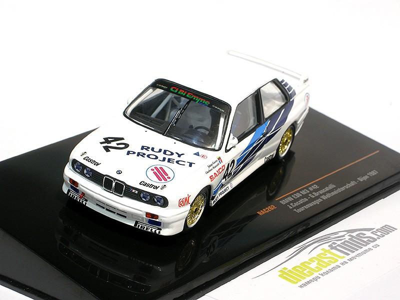 BMW E30 M3 #71 ETCC 1988 J.P. Malcher