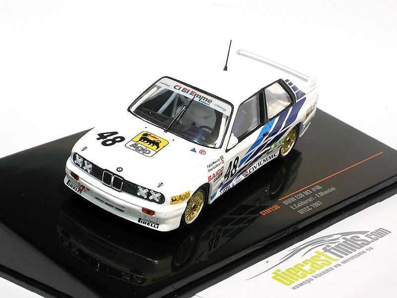 BMW E30 M3 #42 WTCC 1987 J. Cecotto