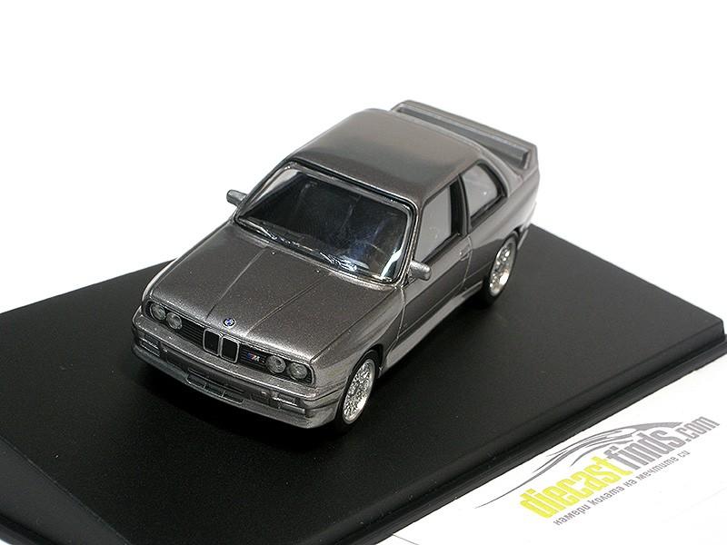 BMW E30 M3 1986 Grey Metallic