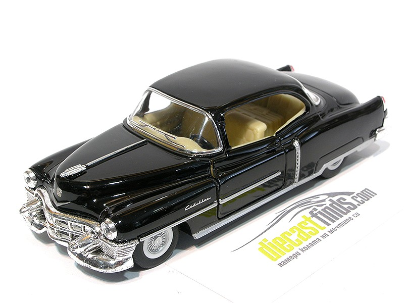 1953 Cadillac Series 62 Black