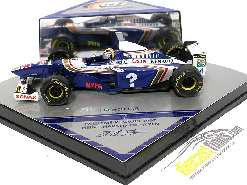 Williams Renault FW 19 1997 Frentzen