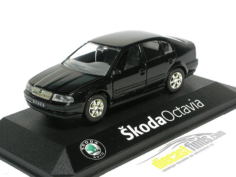 Skoda Octavia Sedan Black