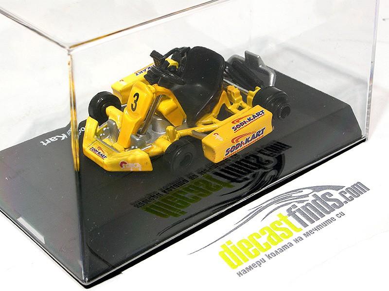 Картинг Sodi Kart Yellow
