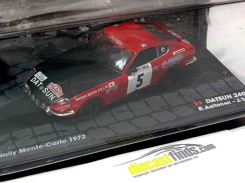 Datsun 240Z Aaltonen/Todt