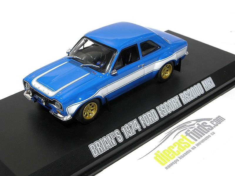 Ford Escort RS2000 MKI 1974