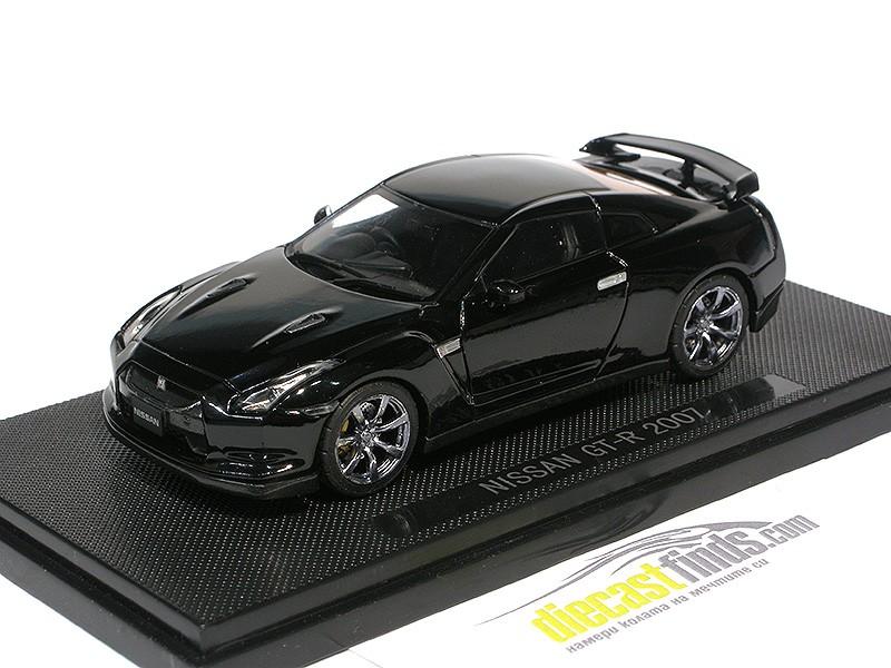 Nissan GT-R R35 2007 Black