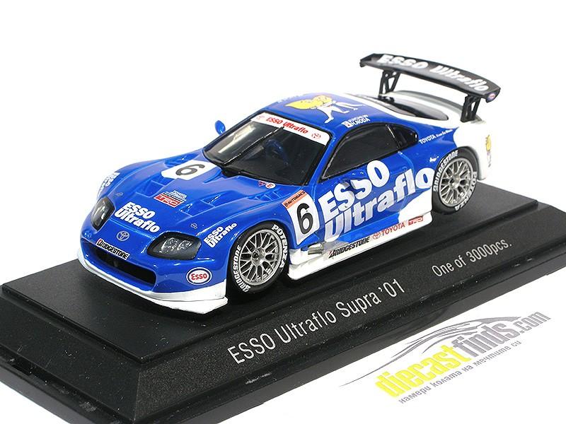 Toyota Supra ESSO Ultraflo '01