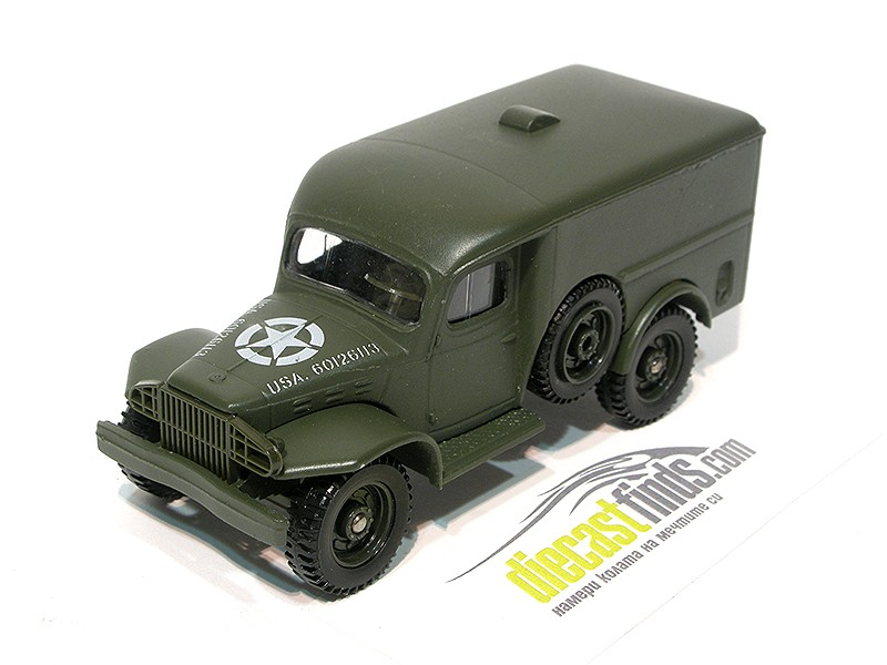 Dodge wc54 4x4 military truck 1944