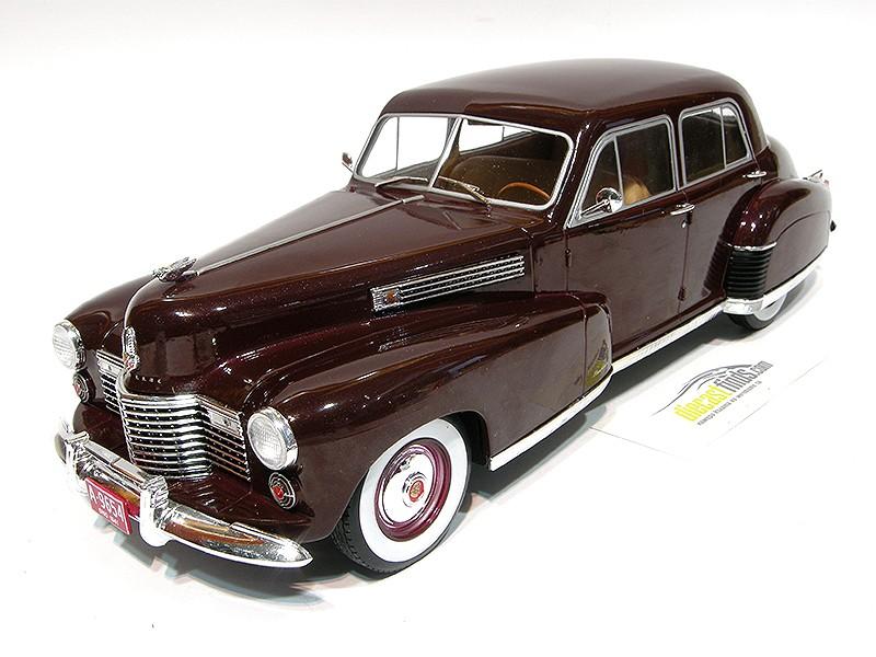 Cadillac Fleetwood Series 60 Special Sedan 1941 Brown Metallic