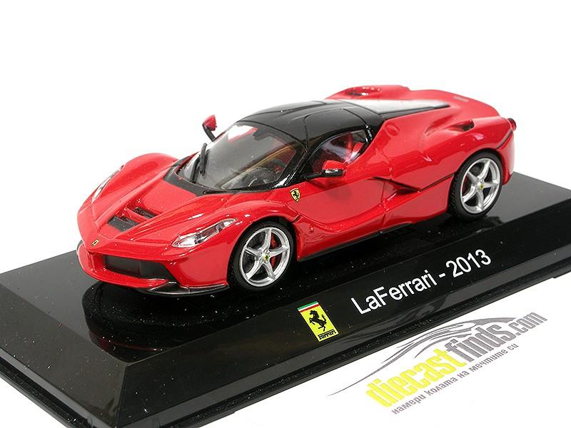 Ferrari LaFerrari 2013 Red