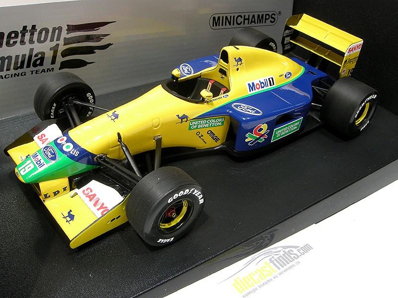 Benetton Ford B191 R. Moreno 1991