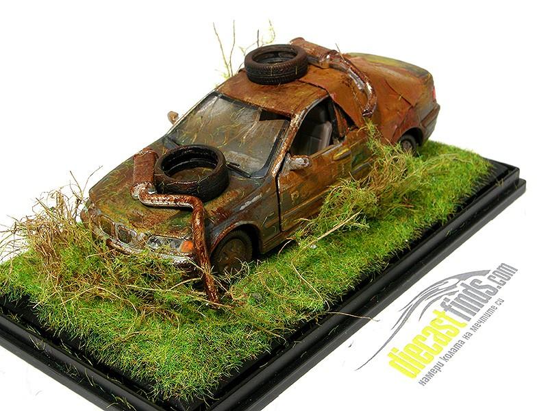 Диорама BMW 3 Series