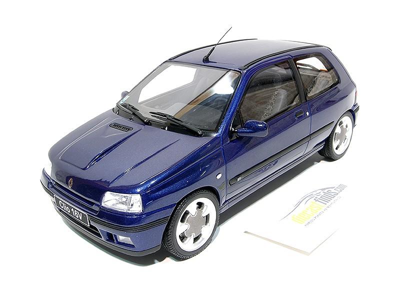 Renault Clio 16V Blue Metallic