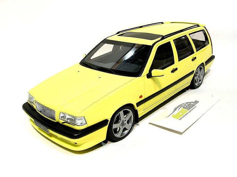 Volvo 850 T5-R 1995 Yellow