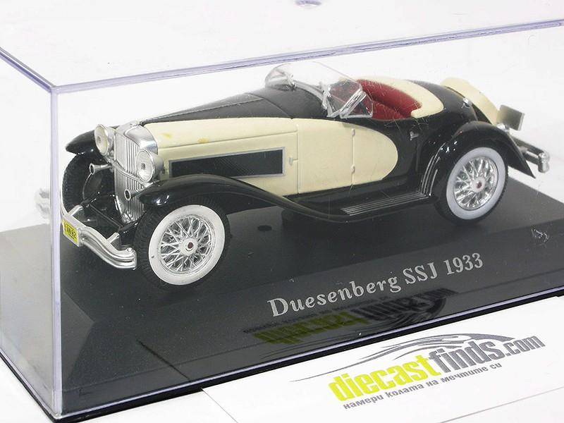 Duesenberg Ssj 1933