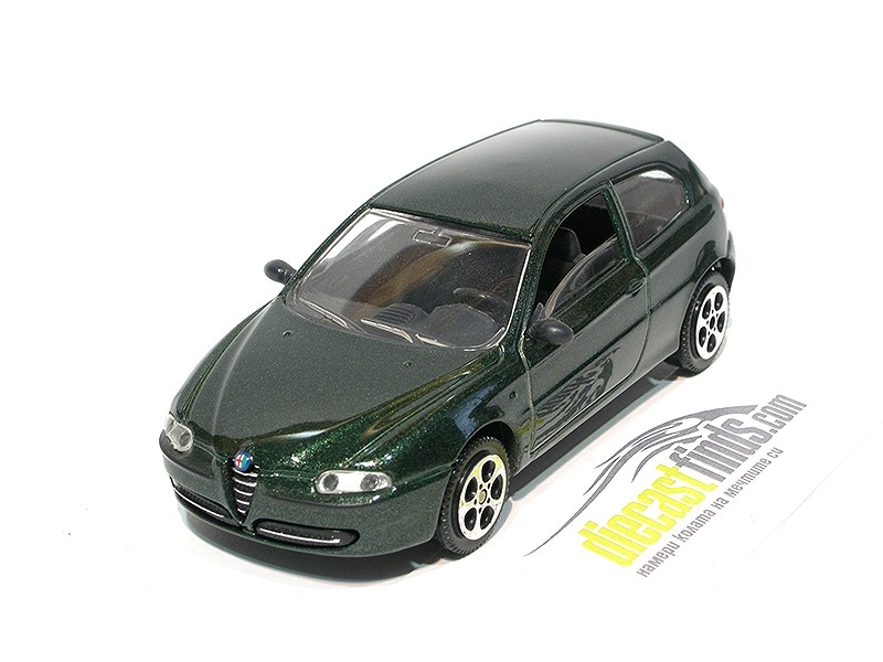'01 Alfa Romeo 147