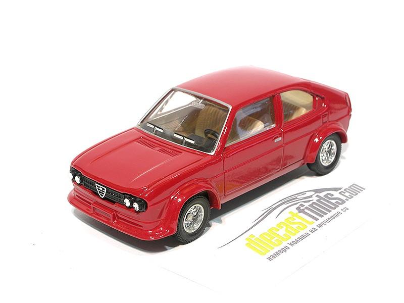 '72 Alfa Romeo Alfasud Trophee