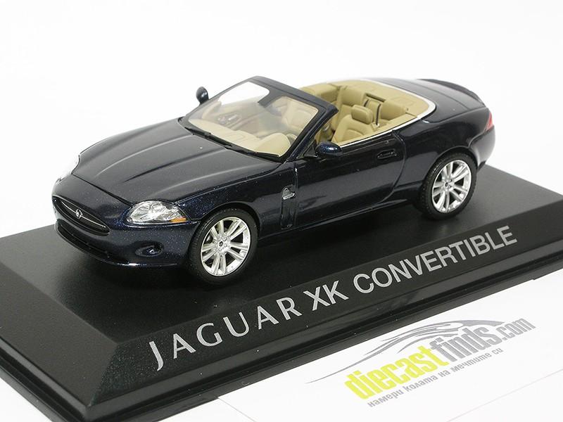 Jaguar XK 4.2 Convertible Blue