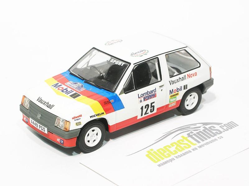 Vauxhall Nova Rally (Opel Corsa) Rally