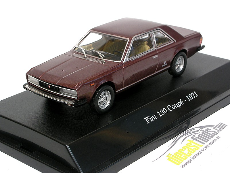 '71 Fiat 130 Coupe