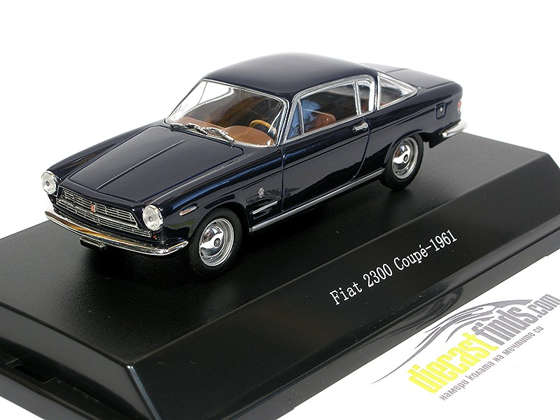 '61 Fiat 2300 Coupe