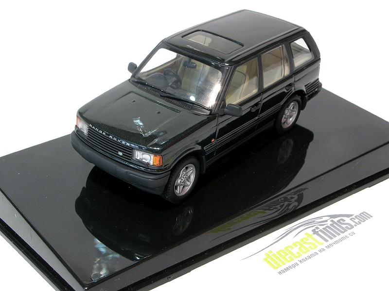 Range Rover 4.6 HSE Black Metallic