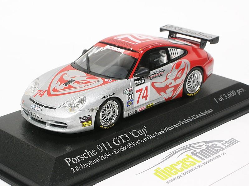 Porsche 911 GT3 Cup 24h Daytona 2004
