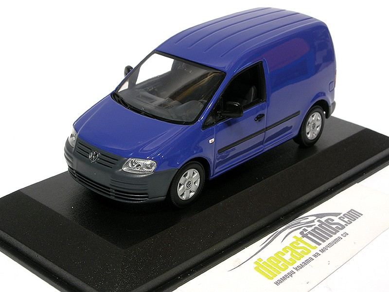 VW Volkswagen Caddy Blue