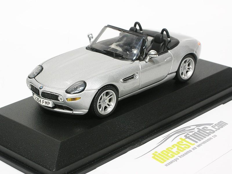 BMW Z8 Cabriolet Silver