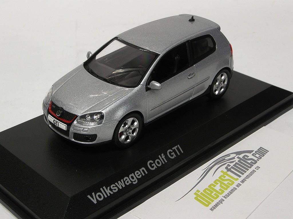 VW Volkswagen Golf V GTI 2004 Silver