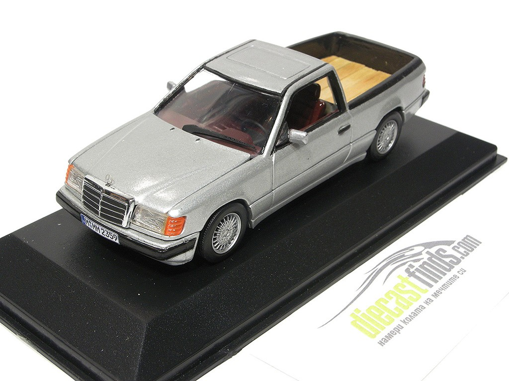 Mercedes-Benz W124 300E Pick Up Silver