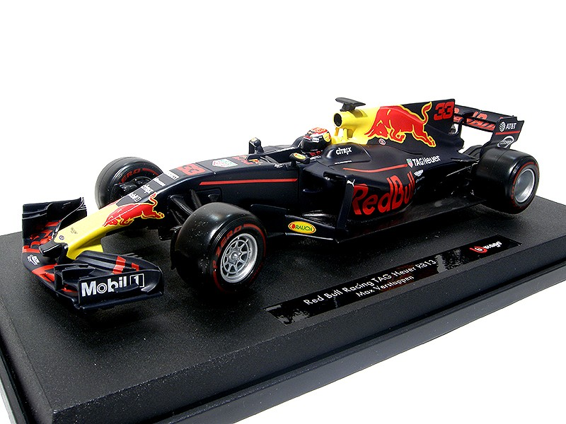 Red Bull F1 RB13 Tag Heuer #33 2017 Max Verstappen