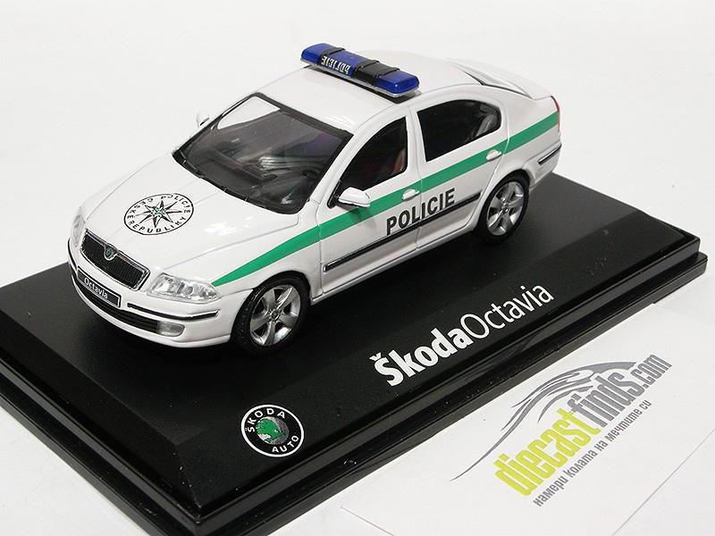 Skoda Octavia Police