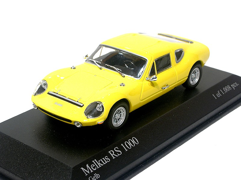 Melkus RS 1000 1972 Yellow