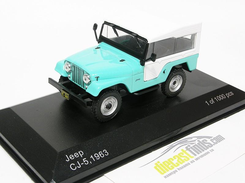 JEEP CJ-5 1963