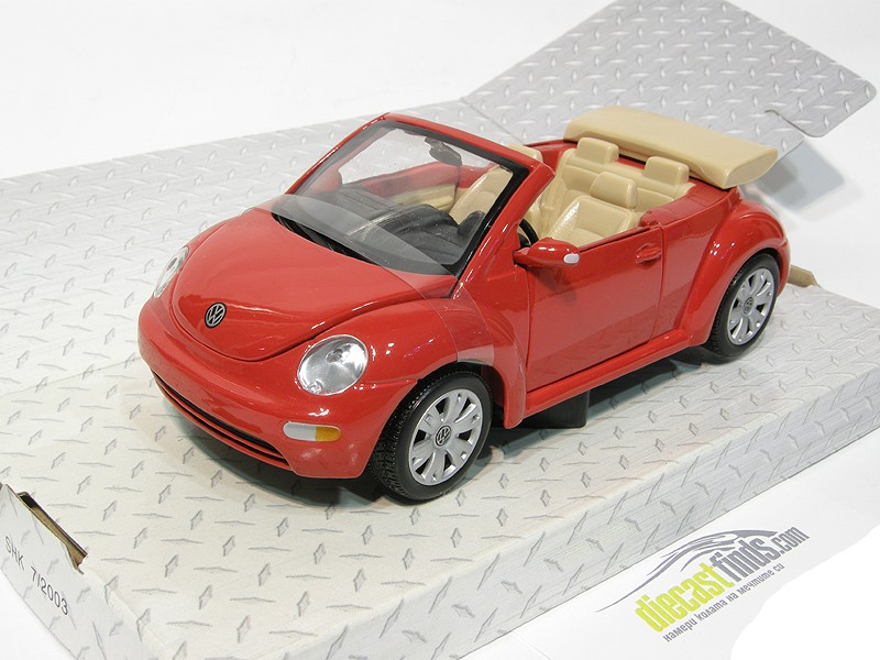 VW Volkswagen New Beetle Cabriolet