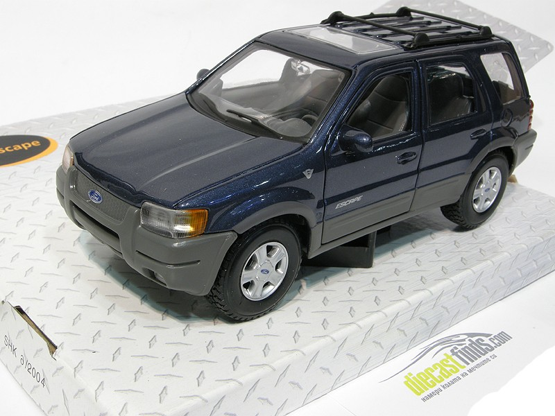 Ford Escape D. Blue