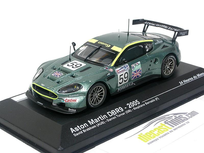 Aston Martin DBR9 2005 24h Le Mans