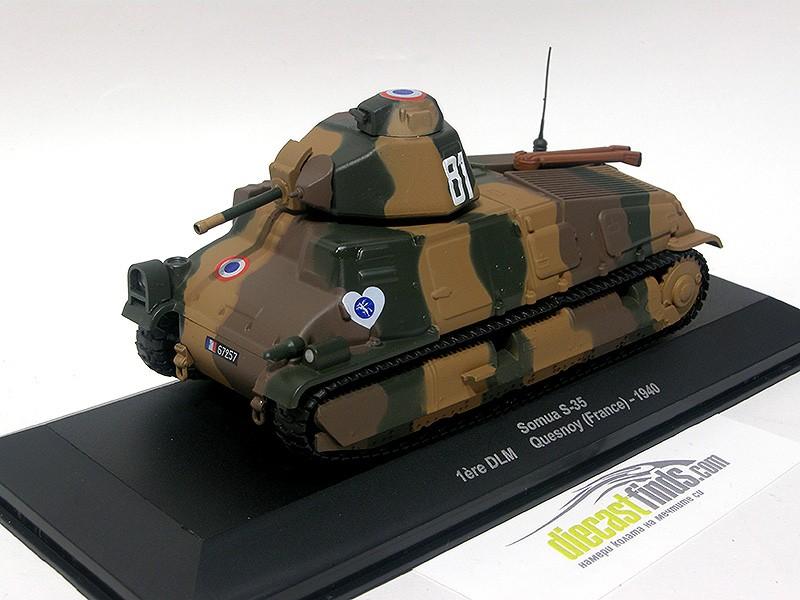 Somua S-35 France 1940