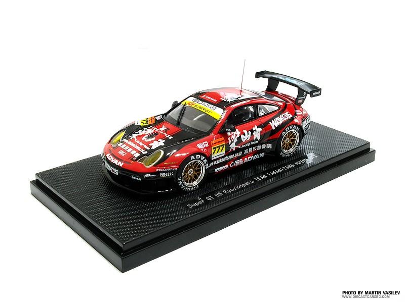 Porsche 911 GT3 GT 2005