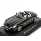 Mercedes-Benz SLS AMG Roadster Black Metallic