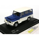 Jeep Willys Rural 1968 Blue/White