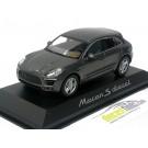 Porsche Macan S Diesel Grey Metallic