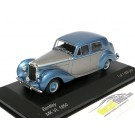 Bentley MK VI 1950 L. Blue / Silver Metallic