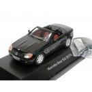 Mercedes-Benz SLK 230 Black Metallic