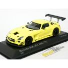 Mercedes-Benz SLS AMG GT3 Street Yellow