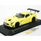 Mercedes-Benz SLS AMG GT3 Street Yellow