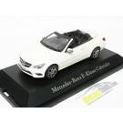 Mercedes-Benz E-Class Cabriolet White
